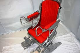 usaf t33 ejection seat chrome effect office chair5
