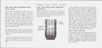 20 Proper Tire Tread Chart