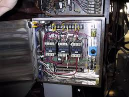 our odyssey ac electrical system as it turns out there is no actual 240 volt equipment aboard odyssey except the transfer switch itself this allowed us to simplify at least part of the