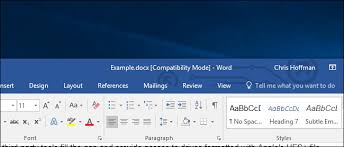 Ms Word Powerpoint