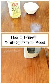 this site contains all about diy how to remove white heat stains on wood table