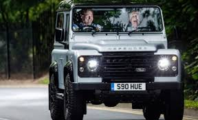 land rover defender truck 2013. land rover celebrates end of an icon u2013 video defender truck 2013