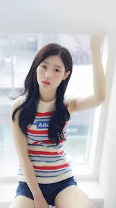 hl85-chaeyeon-ioi-kpop-girl-white-cute