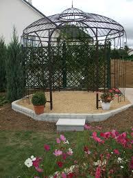 Pergola De Jardin Pas Cher Kiosque De Jardin En Fer Forge