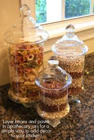 Kitchen Decorative Filled Jars 100 best Neat Ideas images on Pinterest 11