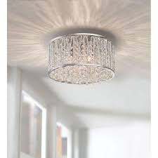 chrome drum chandelier crystal chandelier cool home