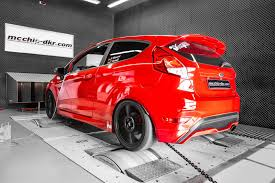 Ford Fiesta ST 1.6-Liter Turbo Tuned to 266 HP and 387 Nm of ...