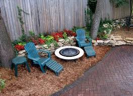 ground cover mulch backyard ideas for dogs goodbye grass 7 inspiring a no mow backyard with ground cover