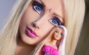human barbie slideshow