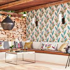 Wallpaper trends 2021 – floral, toile ...