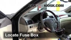 replace a fuse 2002 2006 lexus es330 2004 lexus es330 3 3l v6 Lexus Interior Light Fuse Box 2004 lexus es330 3 3l v6 fuse (interior) replace Fuse Box Lexus Gx47