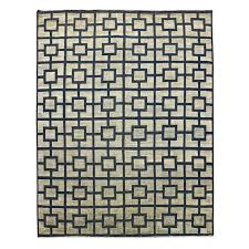 jonathan adler for kravet denim nixon area rug alt image 1