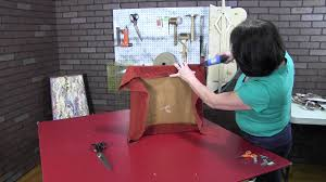 how to upholster a dining room chair part 2 kim s upholstery