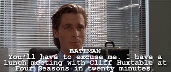 American Psycho Quotes Simple Patrick Bateman's New York What Happened To The World Of American