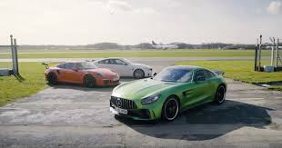 Merc-amg Gt Drives Chris Bmw Gt3 Top Harris Gts R Vs video Auto-hype – M4 Rs 911 Gear