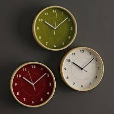 wood wall clock. wood wall clock