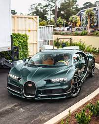 Bugatti cars are known for their design beauty and for their many race victories. Green Carbon Chiron How Do You Like This Spec Chiron Bugatti Bugatti Cars Super Luxury Cars