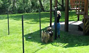 temporary yard fence. Temporary Yard Fence 6 Dog Kit Standard Backyard Privacy . E