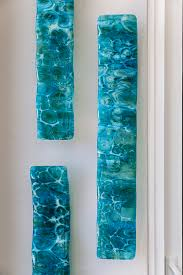 unique wall decor custom glass art