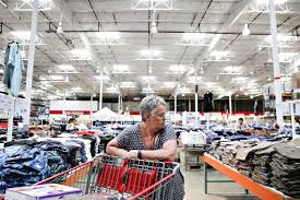 at traditional whole clubs like costco and sam s club the demographic skews older with