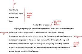 Proper Mla Format Heading New Mla Format Ohye Mcpgroup Co