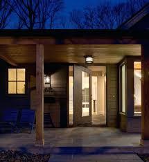 front door lighting options exterior ideas porch patio entry contemporary