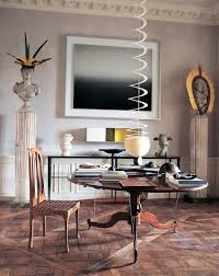 hand carved dining table timeless interior designer:  slideshow