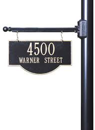home address plaques. Address Plaques Whitehall 2 Sided Hanging Arch House Sign Pertaining To Number Signs Designs Home