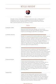 Barback Resume Extraordinary Cv Examples Uk Waitress
