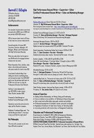 96 Recruiter Resume Templates Recruiter Resume Template Work From