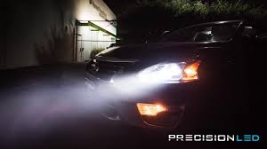 How To Install Led Lights In Car Exterior How To Install 2015 Nissan Altima 2013 5 Gen Led Headlights