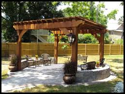 Garden Design with Pergola Designs for Backyard Home uamp Landscape Design  with Small Shrubs For Landscaping