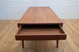 teak coffee table. Image Of: Teak Coffee Table With Drawers Model