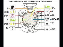 wiring diagram for 13 pin caravan socket preisvergleich me 13 pin euro socket wiring diagram at 13 Pin Euro Socket Wiring Diagram