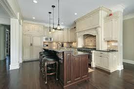 white brown colors kitchen breakfast. Impressive White Kitchen In Luxury House Brown Colors Breakfast B