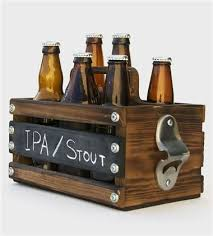 I'm saving this one for me! 530 Beer Tote Ideas Beer Tote Beer Beer Carrier