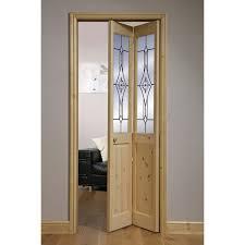 the mirrored bifold closet doors image
