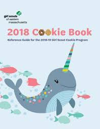 2018 19 Cookie Book Gsema By Girlscoutsemass Issuu