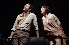 pittsburgh owl scribe the glass menagerie truth in the  fisher neal as tom and lynne wintersteller as amanda