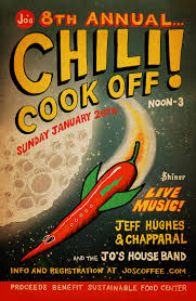 chili cook off poster.  Chili Jou0027s 8th Annual Chili Cook Off Inside Poster O