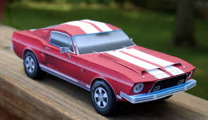 Shelby GT500KR - Paper Car | Hagerty Articles
