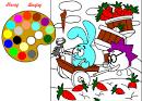Игры онлайн раскраски смешарики