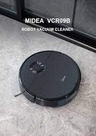 Midea VCR09B Robot Hút Bụi Khô Và Ướt Ứng Dụng Điện Tử Điều Khiển  Nước|Vacuum Cleaners