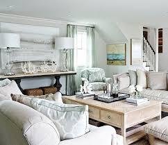 coastal designs furniture. Coastal Light Blue And Neutral Beach House Living Room Designs Furniture