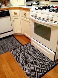 inspiring black and white diamond rug best decor things striped kitchen checd rugs sets check rooster red damask runner area chevron mat large thin