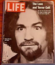 charles manson life magazine  life magazine back issue 19 1969 charles manson