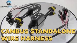 canbus standalone wire harness youtube Can Bus Controller Wiring at Can Bus Wiring Harness