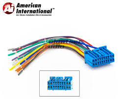honda plugs into factory radio car stereo cd player wiring harness american international hwh807 reverse wiring harness