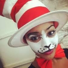 cat in the hat makeup tutorial dr seuss sd paint witte artistry 808314560eb4ab22c3fc5474d6b43095 jpg 236 236