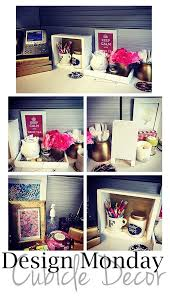 decorate my office. rustic chic design monday cubicle decorating decorate my office